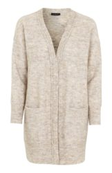 Cardigan – MOTO – Off White Melange – Freequent