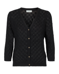 Cardigan – Nell – Sort – Freequent