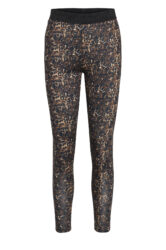 Leggings – Ayoe Mørk Brun – Luxzuz One Two
