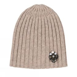 Hue – Edona knit hat with deco – Gustav